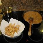 Cooked Stroganoff