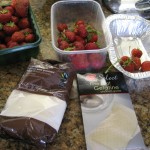 Strawberry jelly ingredients