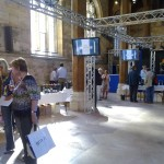 York Wine Fair in the Guildhall